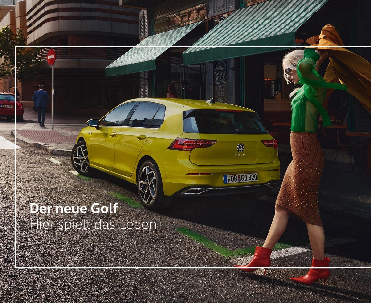 Transportation VW Golf